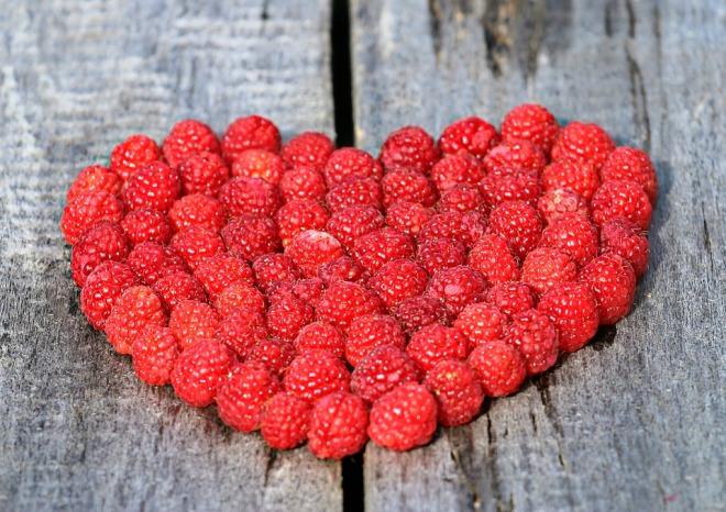 RaspberryHeart