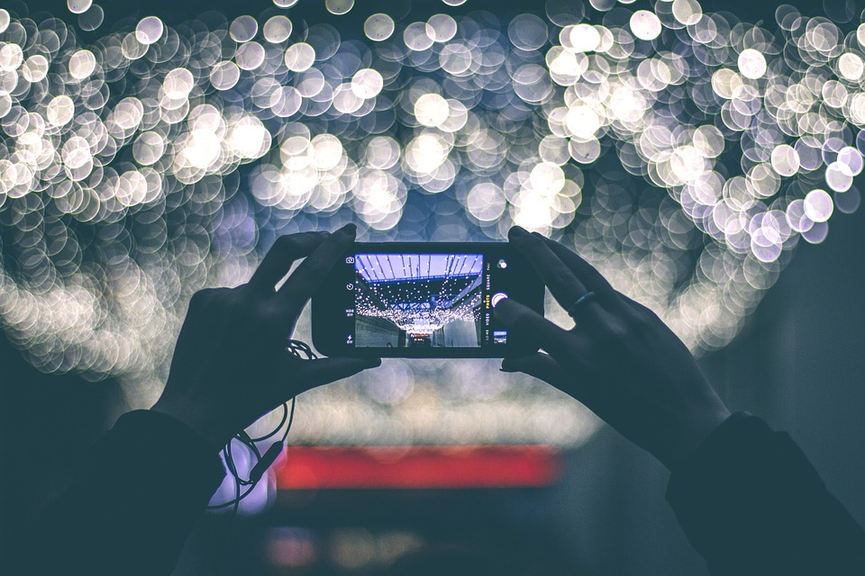 iPhone-Photo-Blurry-Lights