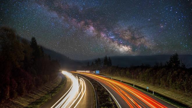 Stars-Highway