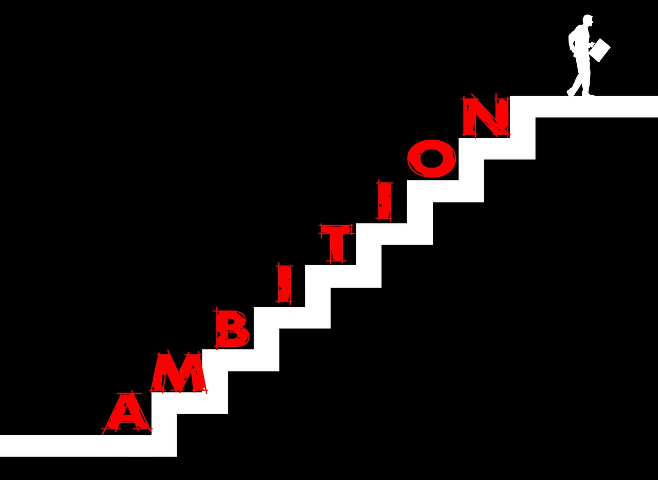ambition-stairs