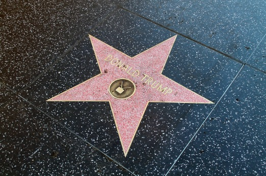 hollywood-trump-star