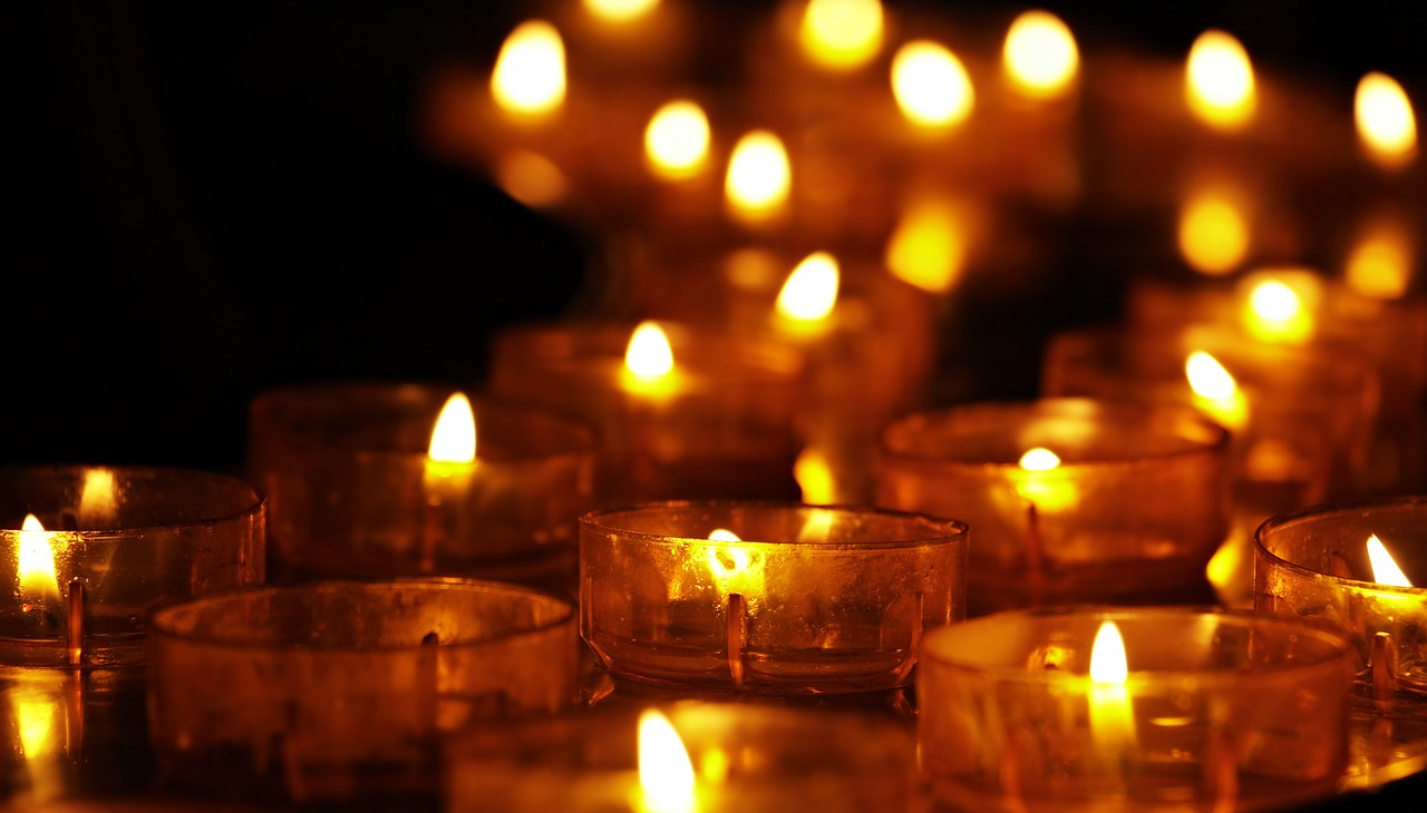 Candles_Glass_Many