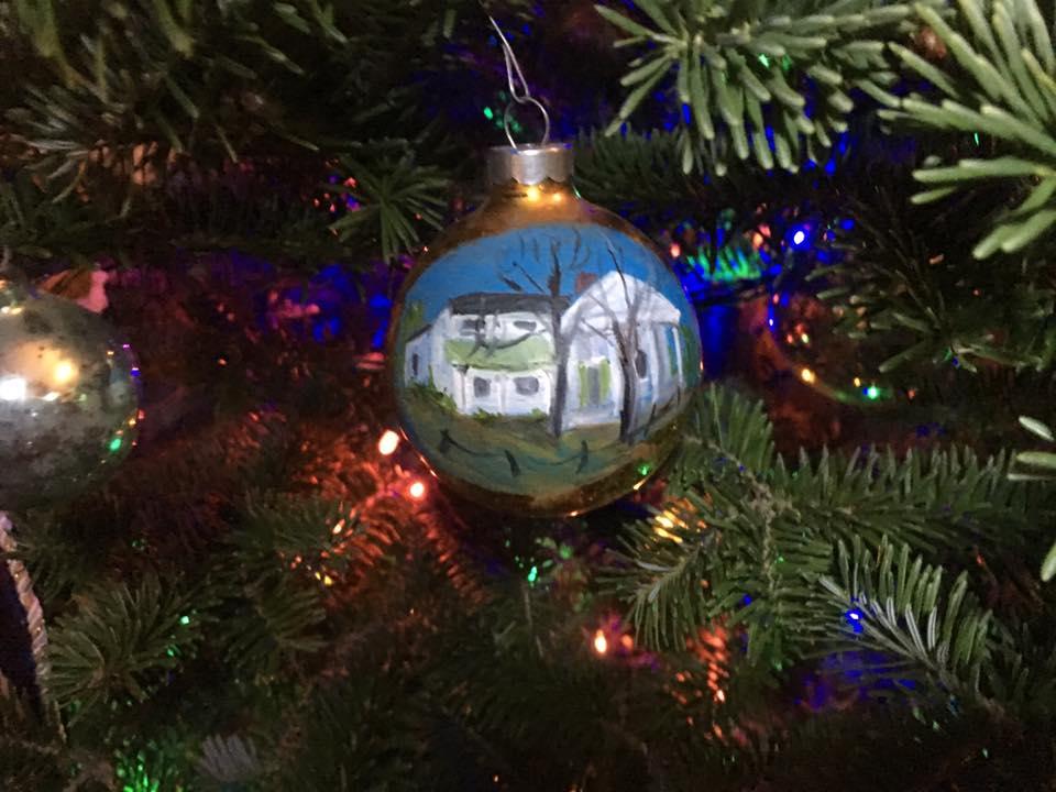 ChristmasOrnamentCloseup