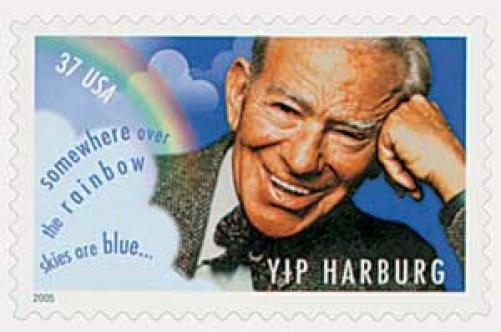 Yip US Stamp